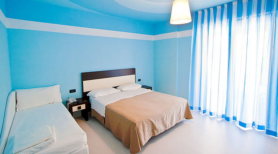 Hotel Leonardo Cesenatico: Family Rooms