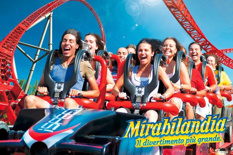 Mirabilandia, il divertimento più Grande