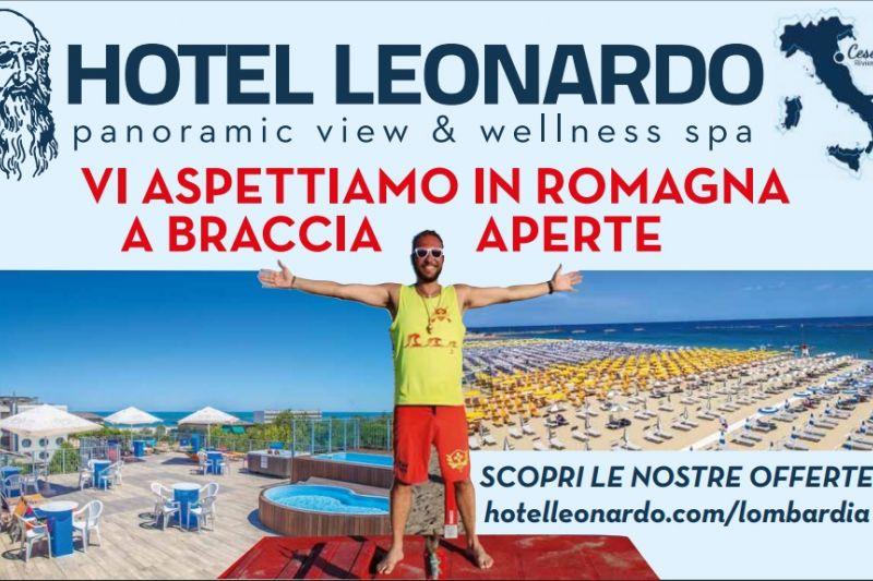 Vi aspettiamo in Romagna a braccia aperte