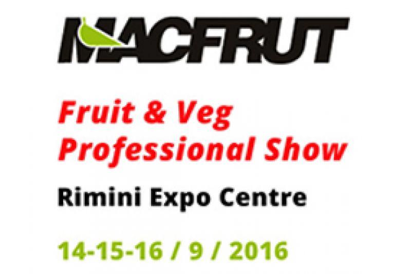 sFRUTta l'offerta speciale Macfrut 2016